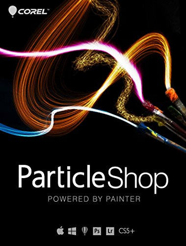 Corel Particleshop v1.5.108 Multilingual (Mac OSX)