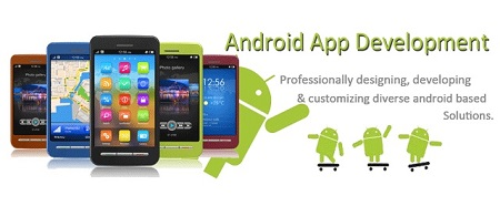 Mobile App Development with Android 2015