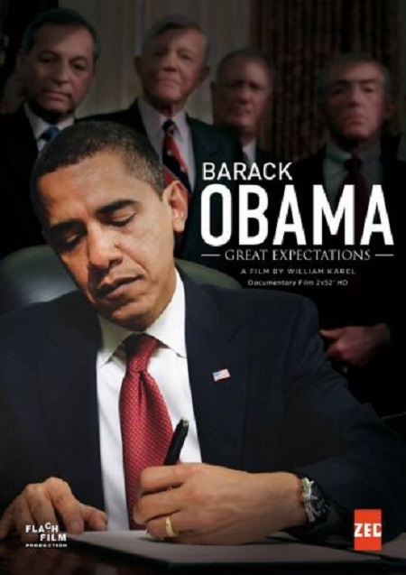ZED - Barack Obama Great Expectations (2012) 720p HDTV x264-MVGroup