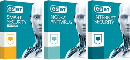 ESET Internet Security / Smart Security / NOD32 Antivirus v10.0.390.0 (Italian)