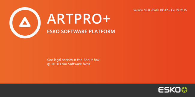 Esko Artpro+ v16.0.2 Build 10031 Multilingual