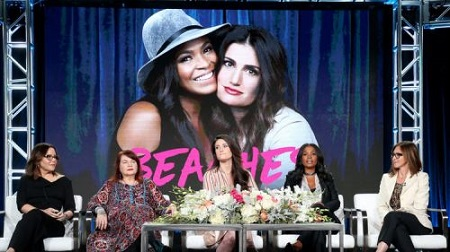 Beaches (2017) WEBRip x264-RARBG