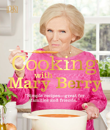 Mary Berry - Cooking with Mary Berry (EPUB)
