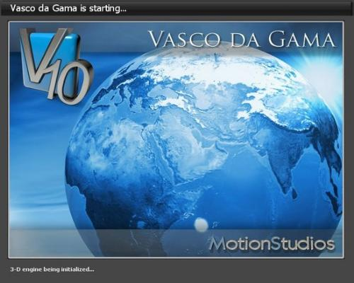 MotionStudios Vasco da Gama 10 HD Professional 10.07