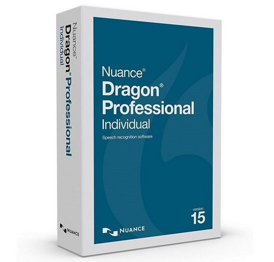 Nuance Dragon Professional Individual 15.00.000.098