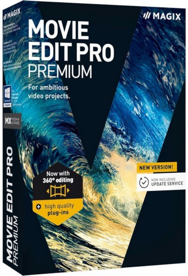 MAGIX Movie Edit Pro Premium 2017 v16.0.3.63