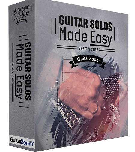 GuitarZoom - Guitar Solos Made Easy