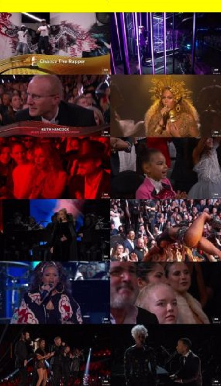 1702152004000097 - The 59th Annual Grammy Awards (2017) 720p HDTV x264-FiHTV