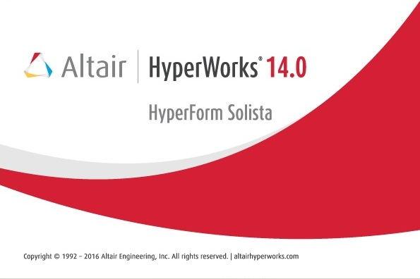 Altair Hyperform Solista v14.0