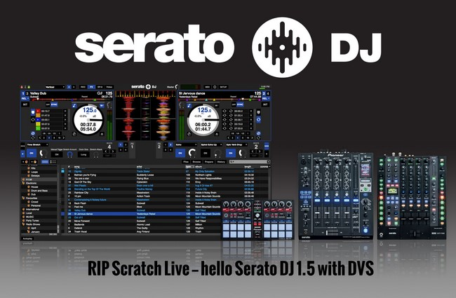 Serato Dj v1.9.5 Build 1692 Multilingual (Portable)