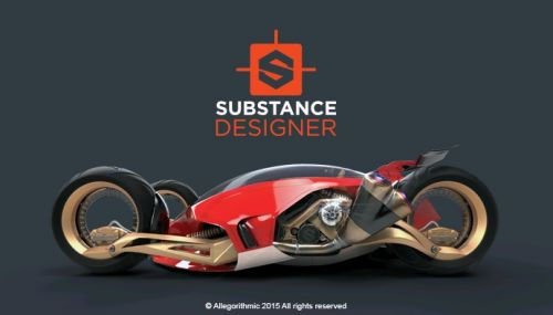 Allegorithmic Substance Designer v6.0.0.562