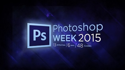 Photoshop Week 2015 Bundle on CreativeLive