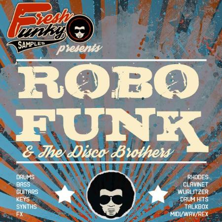 Future Loops RoboFunk And The Disco Brothers MULTiFORMAT-0TH3Rside