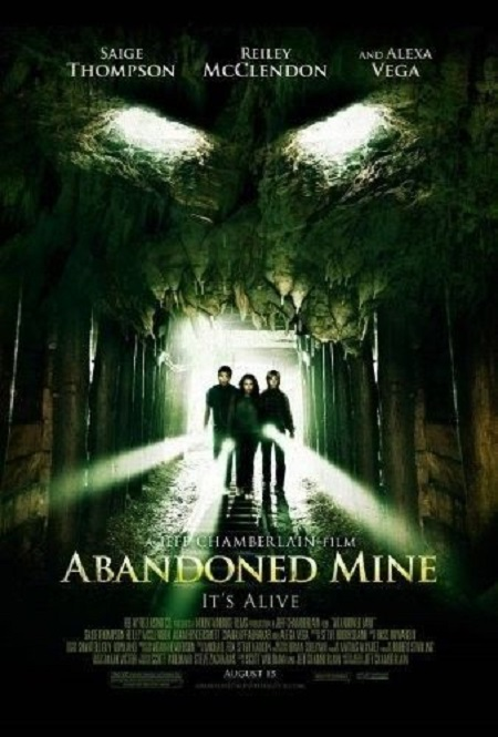 Abandoned Mine aka The Mine (2013) 1080p BluRay H264 AAC-RARBG