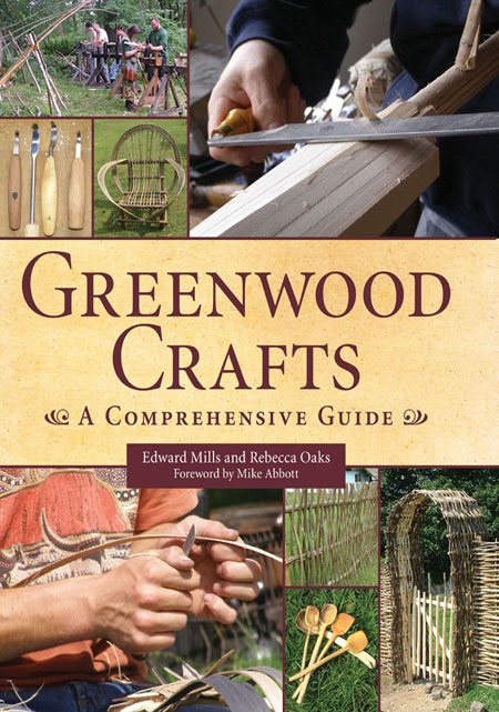 Edward Mills - Greenwood Crafts: A Comprehensive Guide (EPUB)