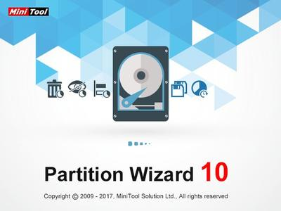 MiniTool Partition Wizard 10.2.2 Technician.WinPE ISO