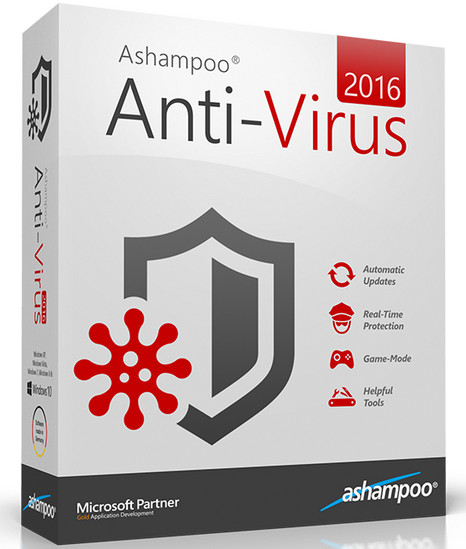 Ashampoo Anti-Virus 2016 v1.3.0 Dc 15.02.2017 Multilingual