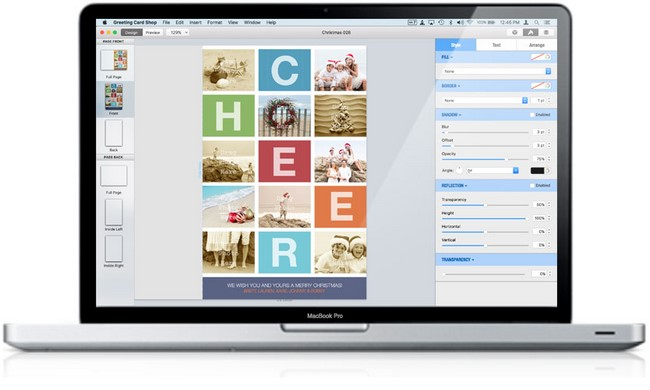 Chronos Greeting Card Shop v4.0.1 (Mac OSX)