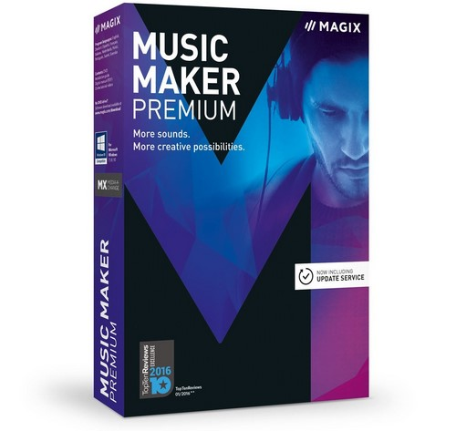 Magix Music Maker 2017 Premium v24.0.2.46
