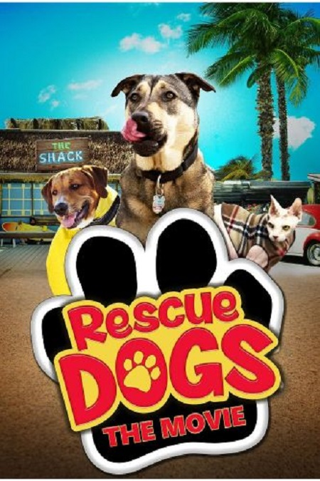 Rescue Dogs (2016) 1080p  x264-REGRET