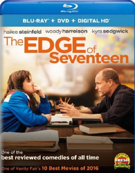 The Edge Of Seventeen (2016) BRRip x264 720p-NPW