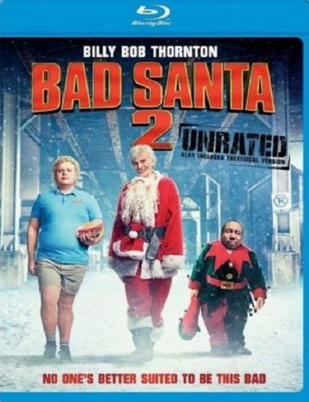 Bad Santa 2 (2016) UNRATED BRRip x264 720p-NPW