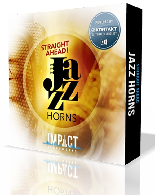 Impact Soundworks Straight Ahead Jazz Horns v2.0 KONTAKT -SYNTHiC4TE