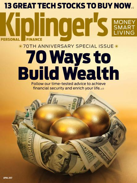 Kiplinger's Personal Finance - April 2017