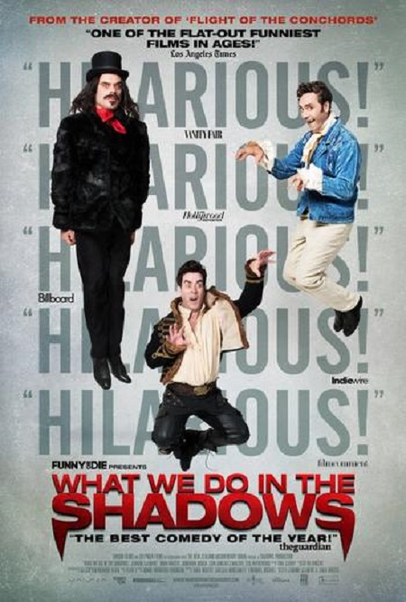 What We Do in the Shadows (2014) LIMITED 1080p BRRip x264 AAC-m2g