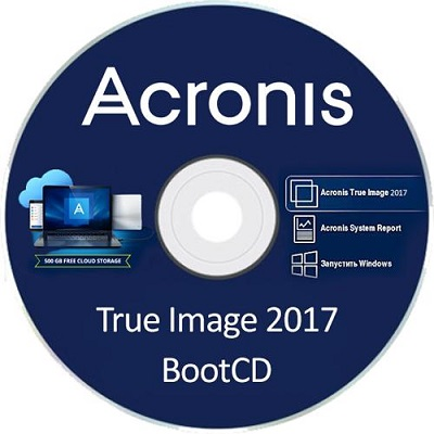 Acronis True Image 2017 20.0 Build 8029 Bootable ISO