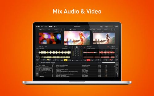 Cross Dj v3.4.3 (Mac OSX)
