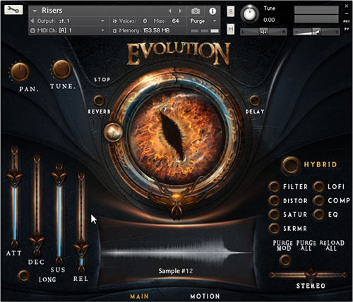 KeepForest Evolution Dragon v1.1 KONTAKT-0TH3Rside