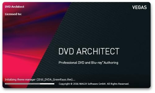 MAGIX Vegas DVD Architect 7.0.0 Build 54 Multilingual