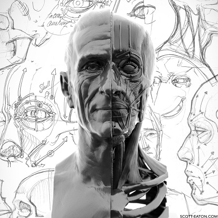 Scott Eaton - Portraiture & Facial Anatomy