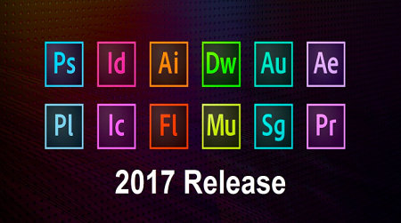 Adobe Creative Cloud 2017 Collection Feb 2017 (Mac OS X)