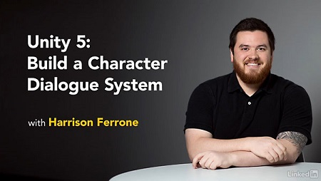 Unity 5: Build a Character Dialogue System with Harrison Ferrone
