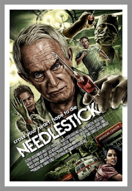 Needlestick (2017) WEB-DL XviD AC3-FGT