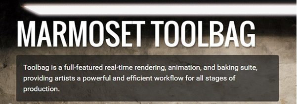 Marmoset Toolbag v3.0.2 Win