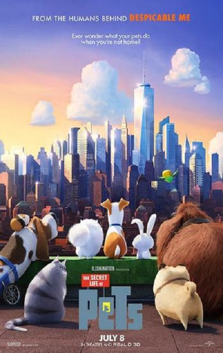 The Secret Life of Pets (2016) 720p BluRay x264-WiKi