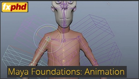 fxphd - Maya Foundations: Animation