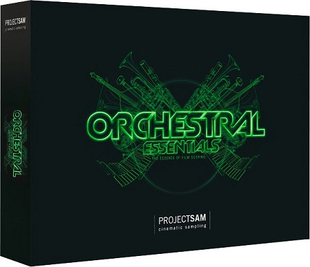 Project Sam Orchestral Essentials 1 v1.2 KONTAKT