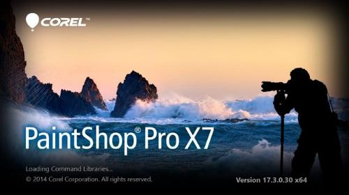 Corel PaintShop Pro X7 17.4.0.11 Sp4 Retail Multilingual + Ultimate Pack