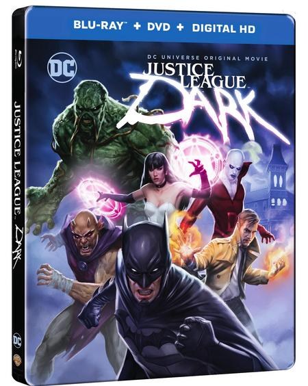 Justice League Dark (2017) 720p BRRip x264 AC3-iFT