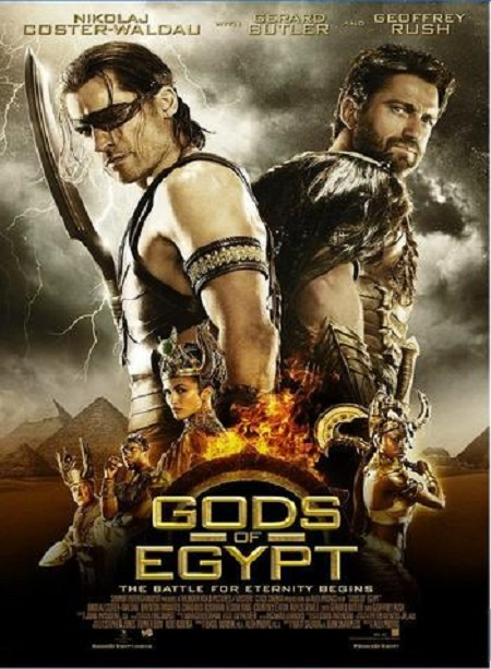 Gods of Egypt (2016) 720p BluRay x264-DRONES