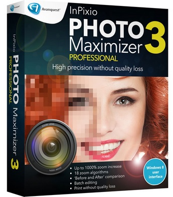 InPixio Photo Maximizer 2.03.25799 Multilingual