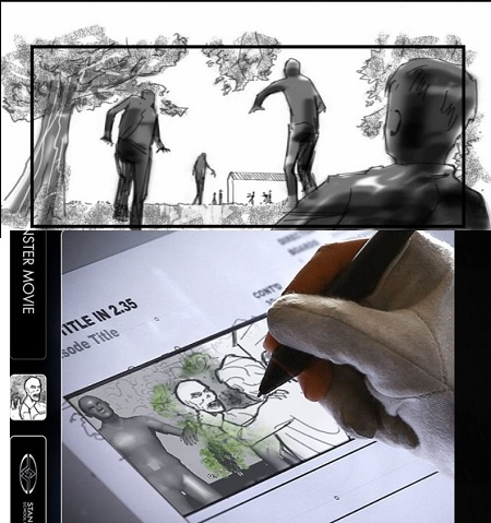 Stan Winston School - Storyboard a Monster Movie - Part 1,2