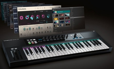 Native Instruments Komplete Kontrol v1.8.0 (Mac OS X)