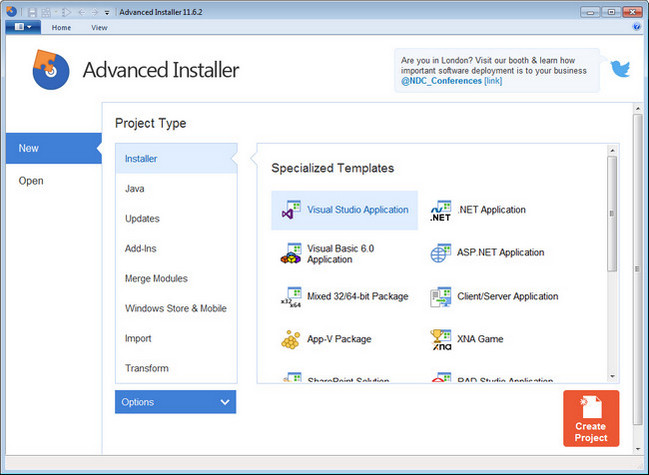 Advanced Installer Architect v13.7 Build 75982