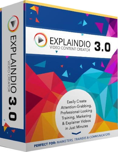 Explaindio Video Creator Pro v3.032 Multilangual (Mac OSX)