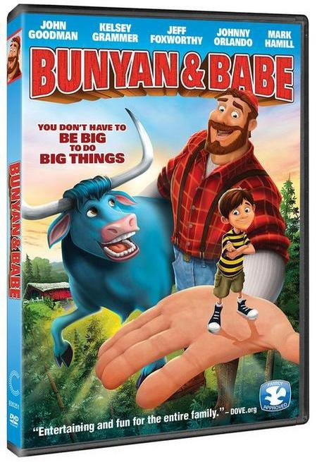 Bunyan and Babe 2017 HDRip XviD AC3-iFT